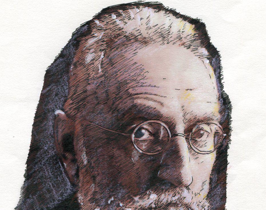 Retrato para la  Antología