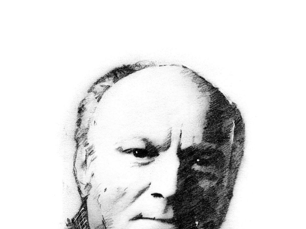 Albano Martins (retrato de Miguel Elías )