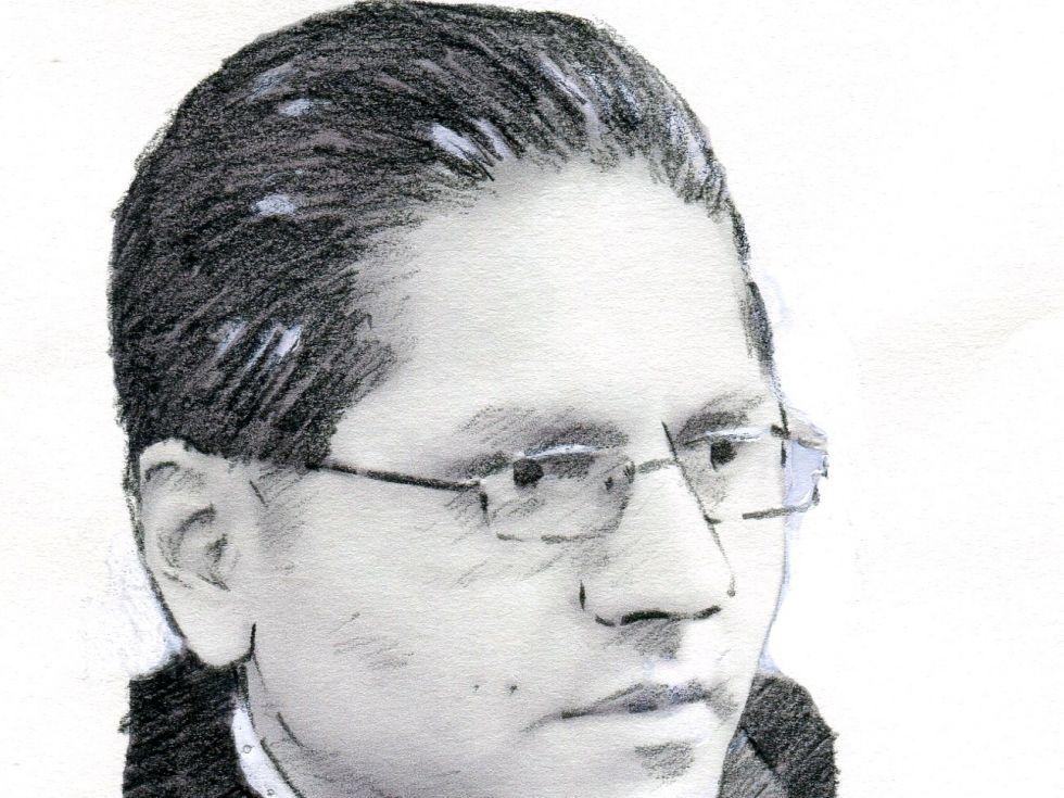 Retrato de  Aníbal Fernando Bonilla