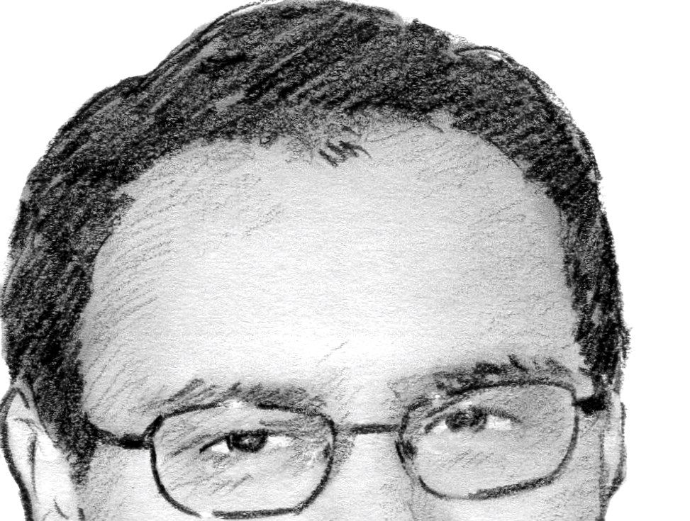 Retrato de Juan  Ángel Torres Rechy
