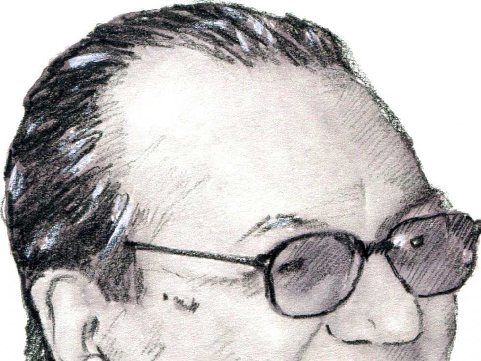 Retrato de Paulo de Tarso Correia de Melo