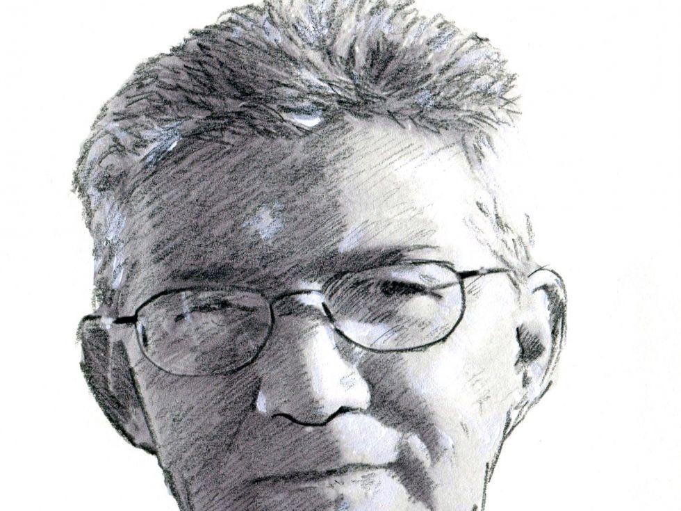Retrato de Reinaldo  García Ramos
