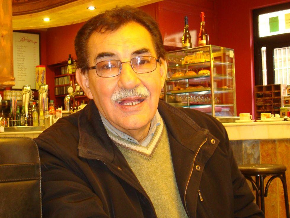 Ricardo Falla en Salamanca (Foto de J. Alencar)
