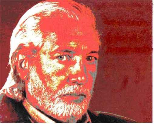 El poeta Guillermo  Ibañez
