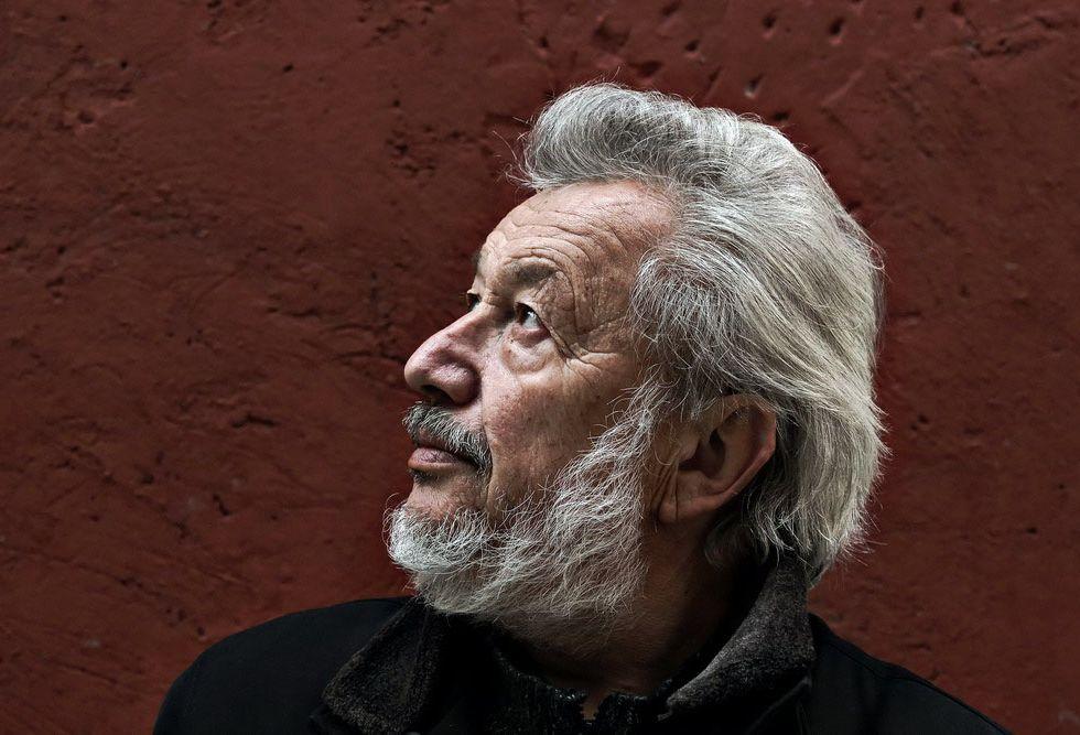 el poeta Tomislav Marijan Bilosni