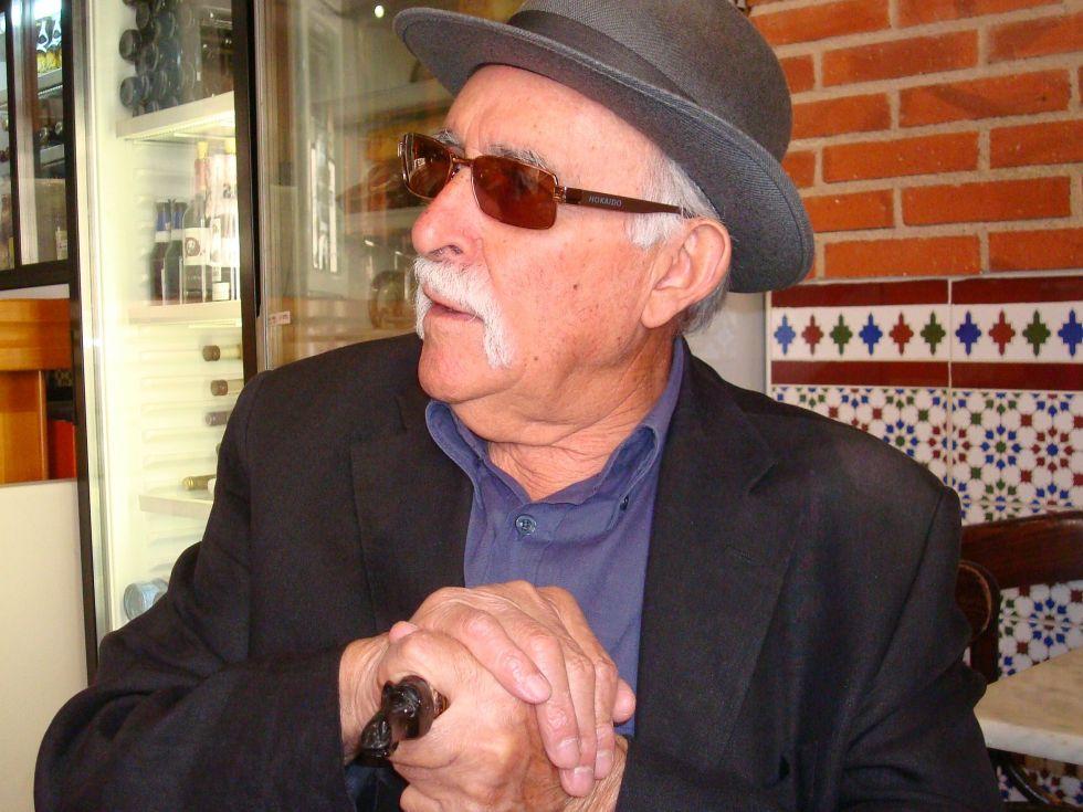 Luis Frayle  (Fotografía de Jacqueline Alencar)