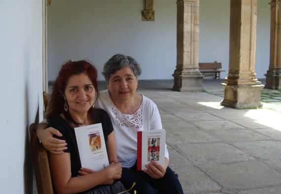 Elena Liliana Popescu y Jacqueline Alencar