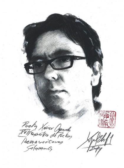 1 Xavier Oquendo Troncoso por Miguel Elías