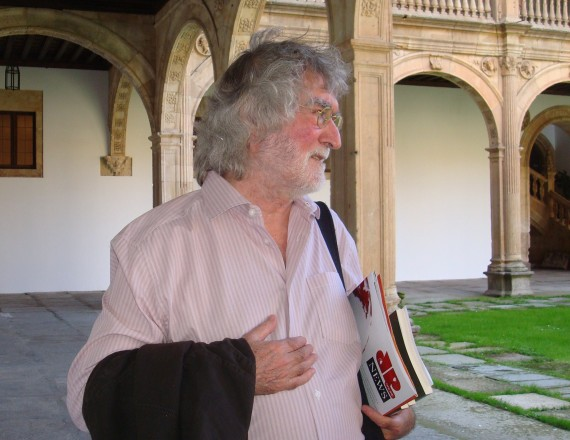 3 Álvaro Alves de Faria en el Fonseca (2013, foto de Jacqueline Alencar)