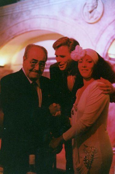 7 Tres magos cubanos, Gastón, Gavilondo e Isora(A. P. Alencart, 1993)