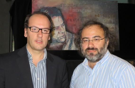 3 Miguel Nascimento y Alfredo Pérez Alencart (Castelo Branco, 2014)