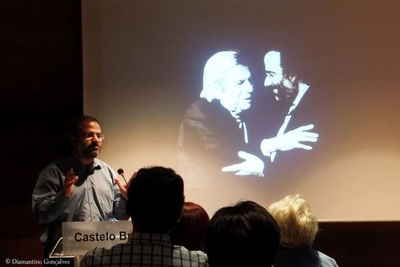 6  Alencart en la conferencia de clausura (foto de Diamantino Gonçalves)