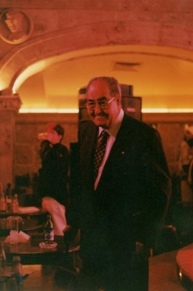 6 Gastón Baquero por Alfredo Pérez Alencart (Salamanca, 1993)