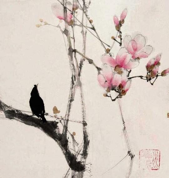 6 Pájaro solitario, de Miguel Elías