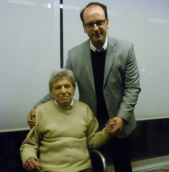 1B Antonio Salvado y Miguel Nascimento