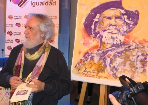 1 El poeta Enrique Gracia Trinidad (foto de Sinhá da Costa)