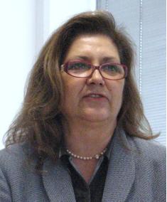 1 La poeta Bernardette Capelo