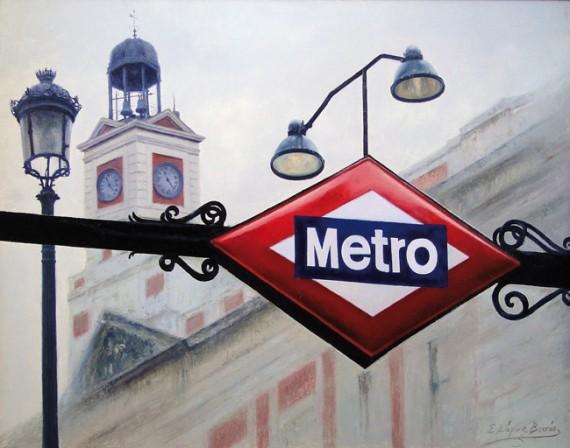 4 Metro Puerta de Sol