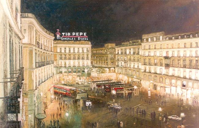 Madrid y enrique gracia trinidad y madrid ensayo de for Centro comercial la puerta del sol