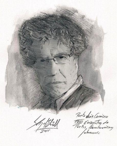 1 El poeta Luis Carnicero