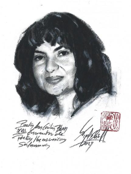 4 La poeta Ana Cecilia Blum