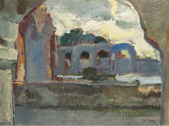 4 Pintura de José Carralero (España)