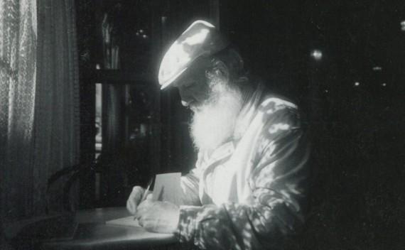 1 Adares en el Café Corrillo (Foto de Alfredo Pérez Alencart, 1988)