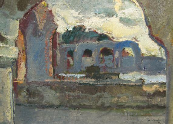 11 Ruinas, de José Carralero (España)