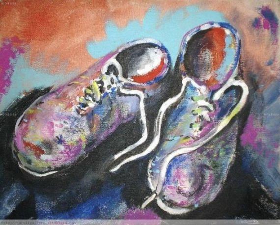 11 Zapatos, de Carlos Camacho (Bolivia)