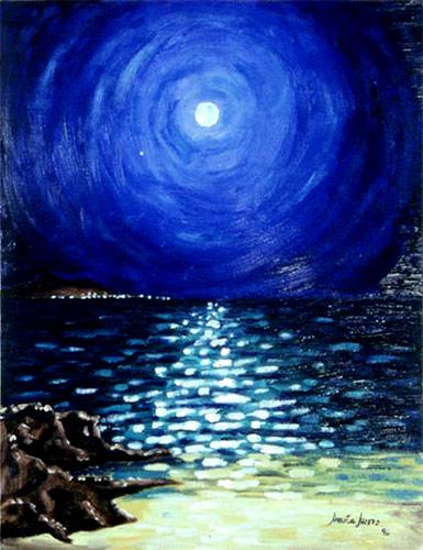 12 Puesta de Luna, de Marta Moro (España)