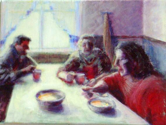 3 Pintura de Gro Johnsen (Noruega)