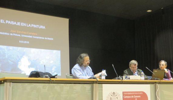 2 Alfredo Pérez Alencart, José Carralero y Miguel Elías, en Zamora
