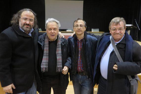 6A Alencart, Pedrero, Elías y Carralero