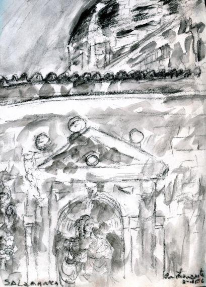 12 Salamanca, de Carlos Contramaestre