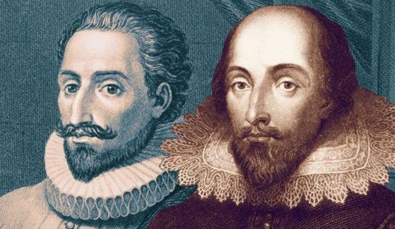 Shakespeare Y Cervantes Cuatro Siglos De Cercanía Ensayo De Gabriel Jiménez Emán