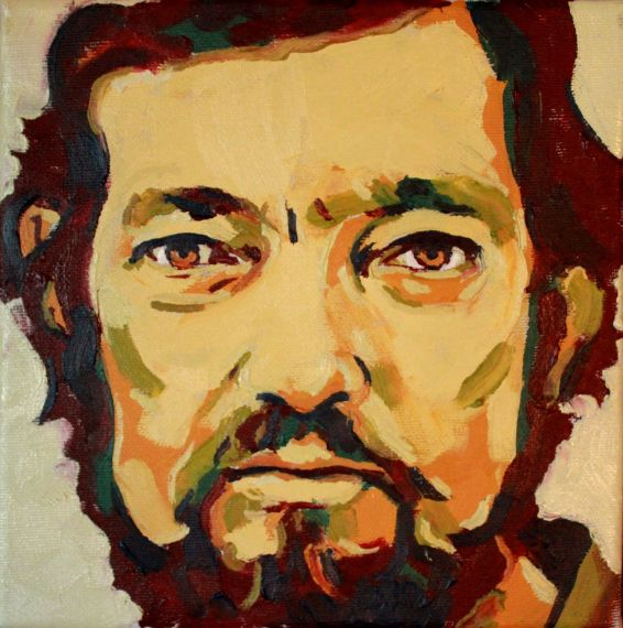 1 Julio Cortazar, por Carmen Salcedo