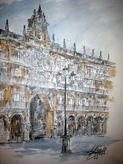 5 Plaza Mayor de Salamanca