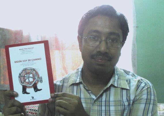 9 El poeta y traductor Mainak Adak