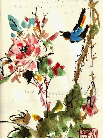 6-pajaro-en-el-jardin-de-miguel-elias