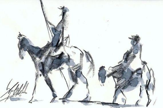 2-don-quijote-y-sancho-de-miguel-elias