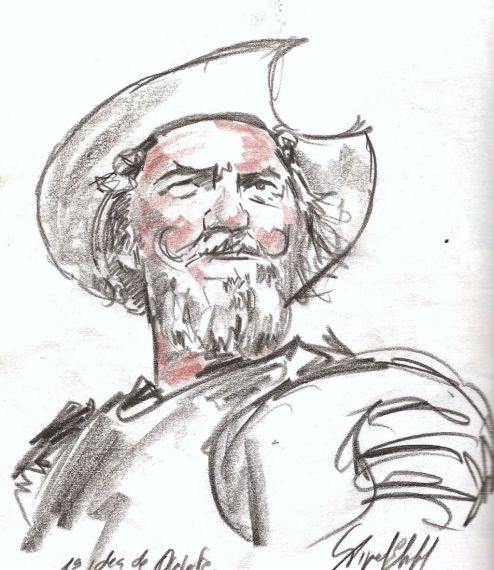 8-don-quijote-boceto-de-miguel-elias