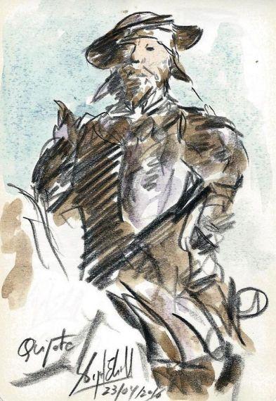 9-don-quijote-boceto-de-miguel-elias
