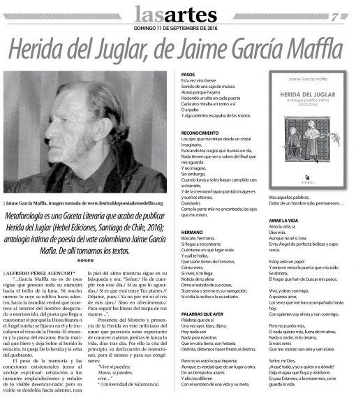4pagina-sobre-jgm-aparecida-en-el-suplemento-las-artes-diario-del-otun-pereira-colombia