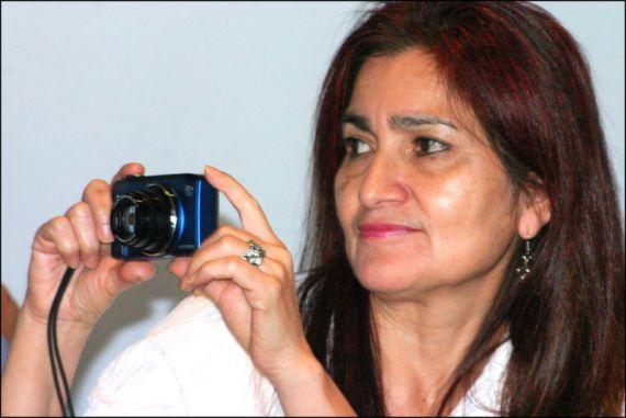 3 Jacqueline Alencar, 'Mujer de ojos extremos' (foto de Pablo Rodríguez)
