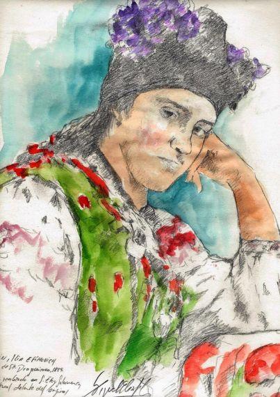 4 Mujer rusa, de Miguel Elías (Homenaje a Ilia Efimovich Repin) - copia (1024x768)