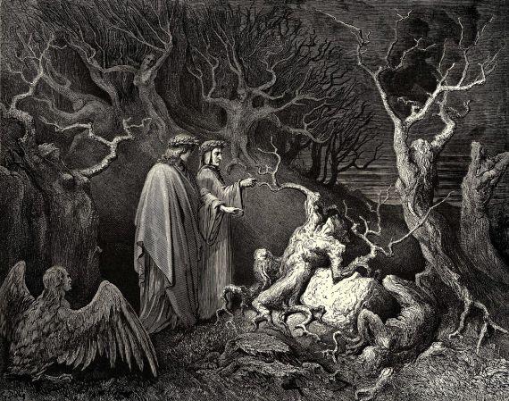2 Dante en el infierno