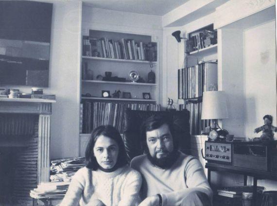 3 Cortázar y Peri Rossi en París, 1973