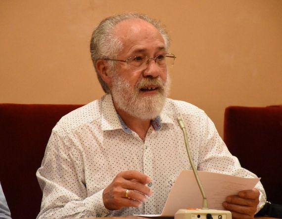 5 El poeta gallego Xesús Rábade, por Héctor Rivas