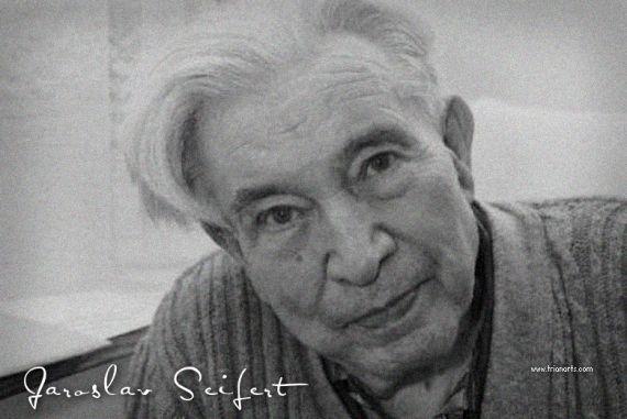 1 El poeta checo Jaroslav Seifert