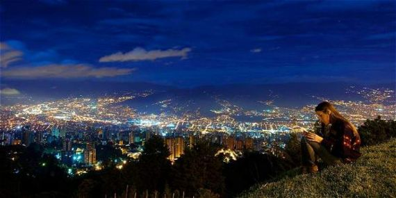 2 Medellín, de Guillermo Ossa